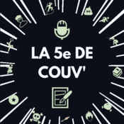 La 5e de couv\' - Podcast