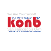 92.1 KONB San Fracisco and 94.5 KWTB-HD3