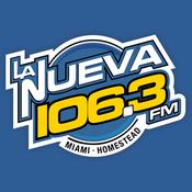 WRAZ-FM - La Nueva 106.3 FM